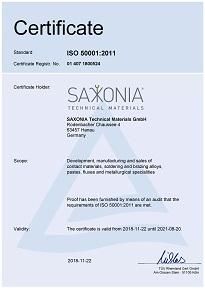certificat_ISO_50001-2011