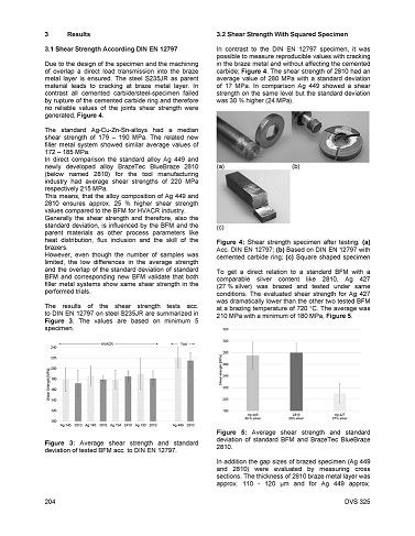 Umicore BlueBraze test comparatif DVS-Berichte 325 · Löt 2016_bb_visual
